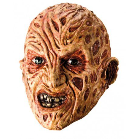 Masque Freddy Krueger adulte : achat Masques Halloween Déguisement