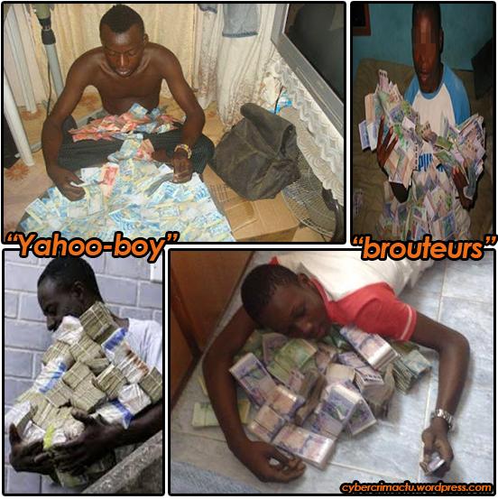 Du « Yahooboy Nigérian » au « brouteur Ivoirien » : entre accultura...