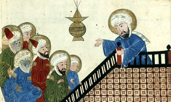 Images of Prophet Muhammad from Islamic Art and History before the...
