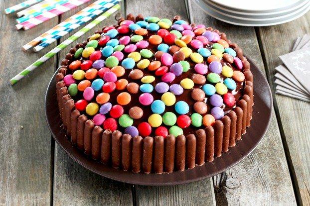 Recette - Gâteau d'anniversaire | 750g