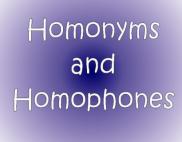 Homofon, Homograf, Homonim (Pengertian dan Contoh) | Pustaka Ilmu