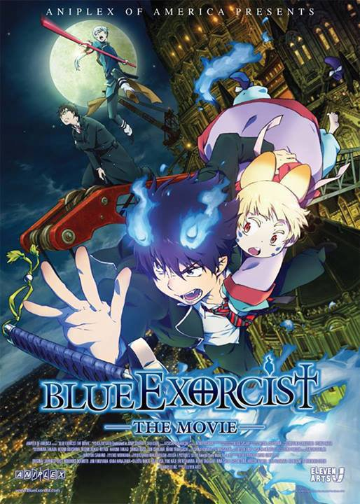 Ao no Exorcist The film vostfr