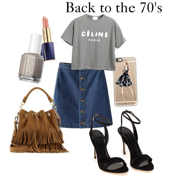 Daily Look #BackToThe70's