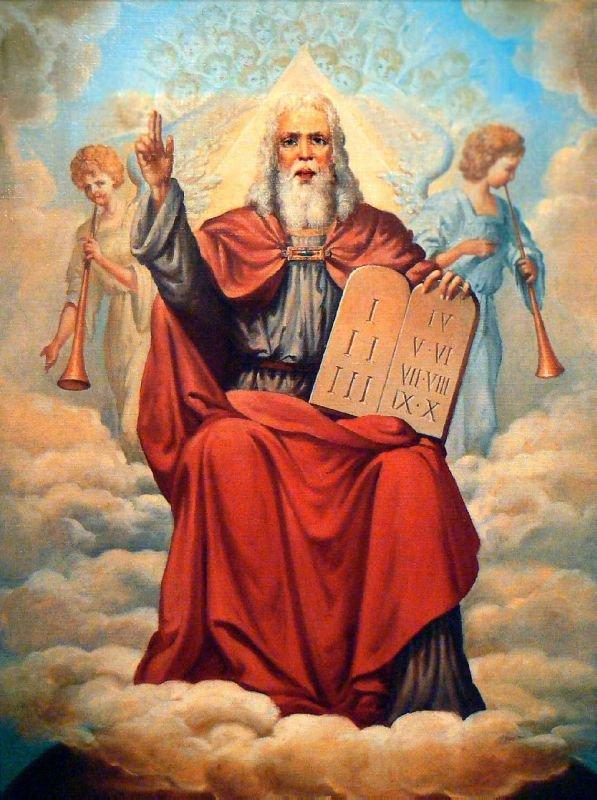 Dieu le Père : Vos âmes percevront comme un arrêt