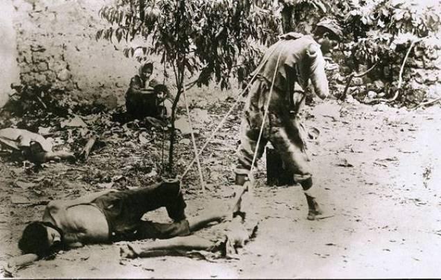 1916: Le Liban ou plutôt la montagne libanaise subi la famine à la suite d'un blocus alimentaire décidé par les autorités ottomanes en réaction à la peur que les chrétiens soutiennent les alliés franco-britanniques.