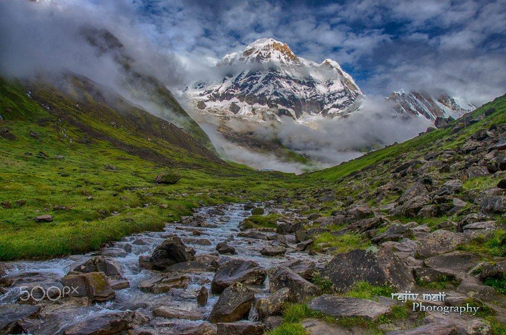 Annapurna Base Camp Trek, Annapurna Base Camp, ABC Trek