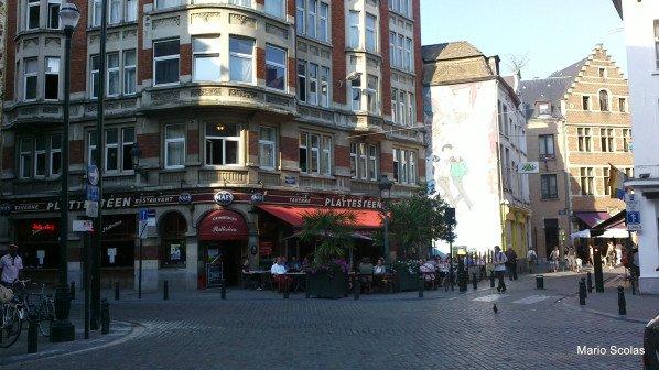 Série : Les m'as-tu-vu à Bruxelles : le Plattesteen