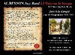 """Annonce """"AL BENSON Jazz Band en concert"""""""