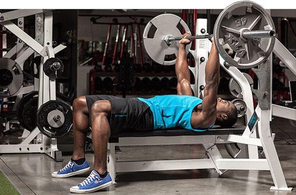 Esquemas repeticiones para ganar músculo - El Blog de la Salud | Suplementos Deportivos