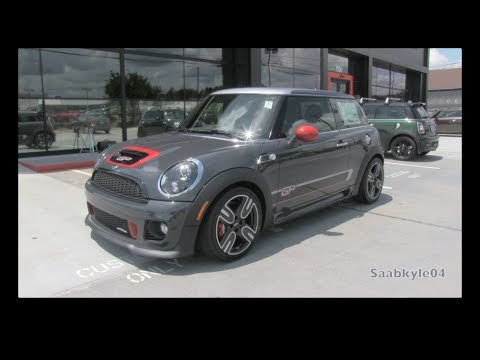 automobile6freak: 2013 Mini John Cooper Works GP Start Up, Exhaust, and In Depth Review