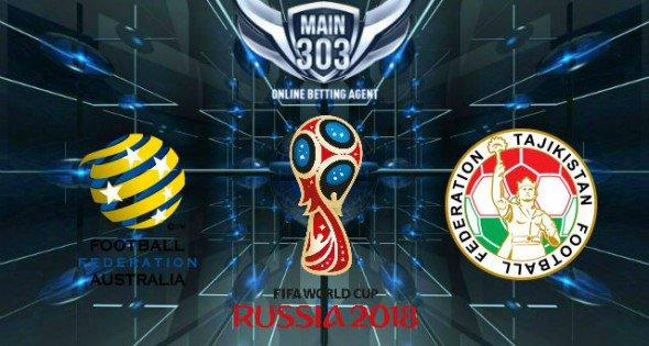 Prediksi Australia vs Tajikistan 24 Maret 2016