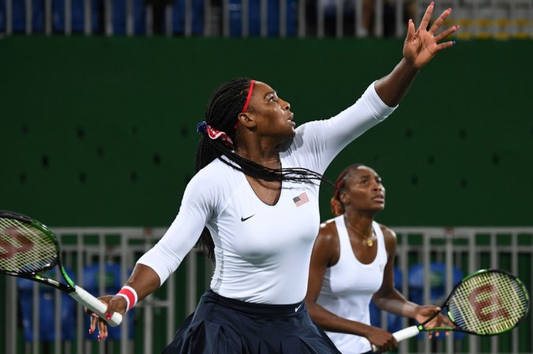 Williams Sisters Knocked Out by the Czechs in Doubles
