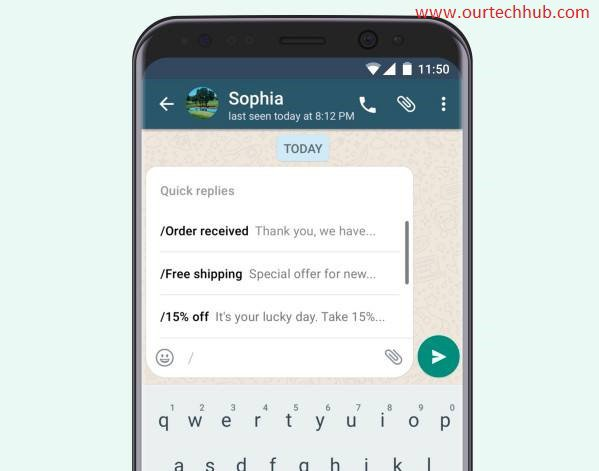 Whatsapp launches a separate business messenger | Our Tech Hub