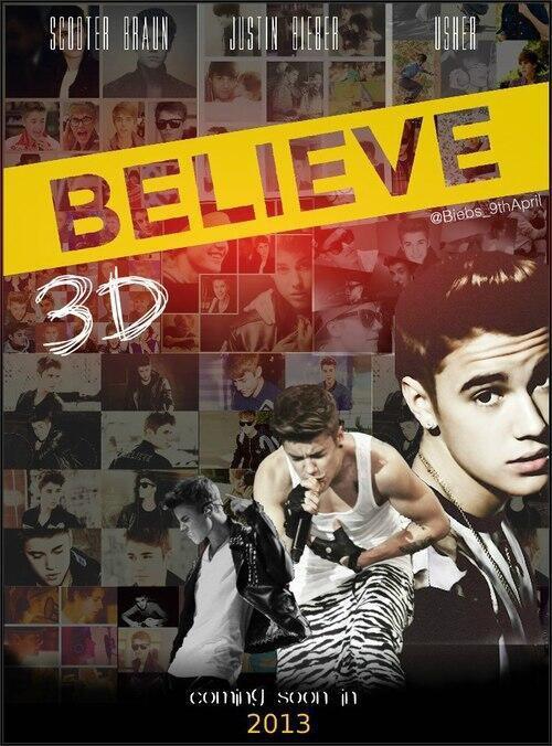 (l) BELIEVE 3D (l)