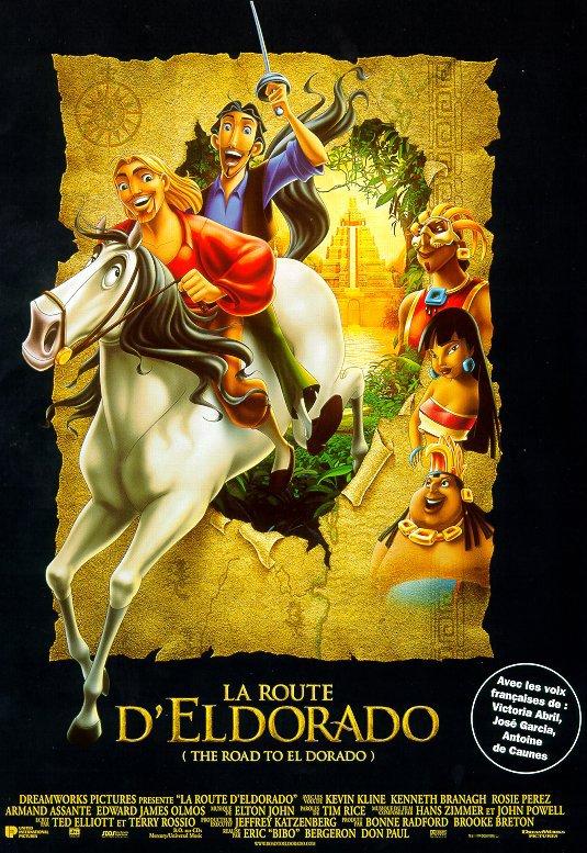 La Route d'Eldorado » Film et Série en Streaming Sur Vk.Com | Madevid | Youwatch