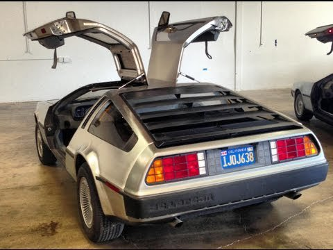 automobile1freak: Matt's Barn-Find Delorean, Restoration Update