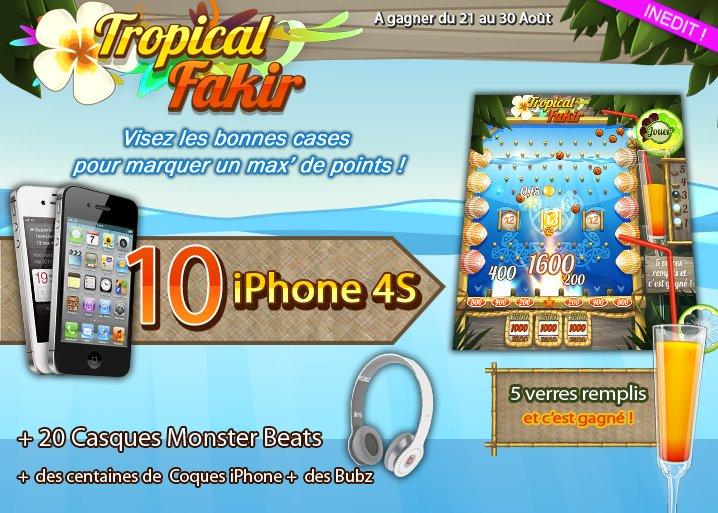Tropical Fakir