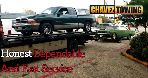 Wrecker Service Lewisville | Chavez Towing | 214-731-7327