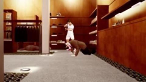 Vidéo Le Buzz : Ronaldo pète un plomb dans GTA -