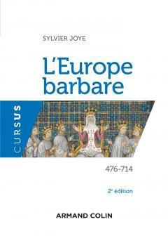 L'Europe Barbare de Sylvie Joye