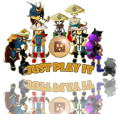 "Just Play It :: Forum de la guilde ""Just Play It"" du serveur Crocoburio - Dofus."