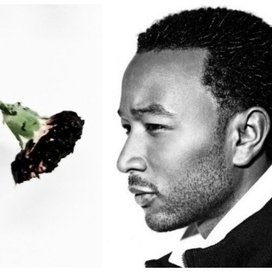 JOHN LEGEND new album • LOVE IN THE FUTURE • Cl...