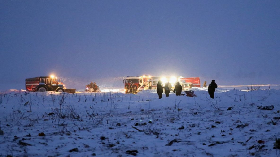 11-02-2018 - Russie - Crash Avion Antonov - un-avion-de-ligne-russe-s-ecrase-pres-de-moscou
