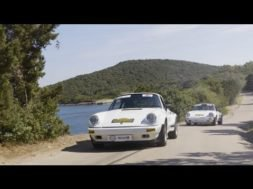 Le Tour de Corse Historique 2017 en Porsche 911 SC RS