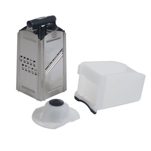 Borner Combi Chef Stainless Steel 4-in-1 Food Slicer and Grater |