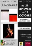 Galerie d'arts La Mosaique: News