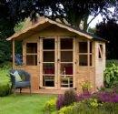 Summerhouses – Decorative Summerhouses at Avinou Green