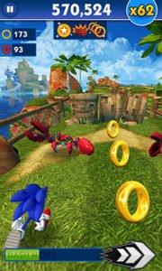 Sonic Dash Apk 3.7.6.Go (New Update) Download