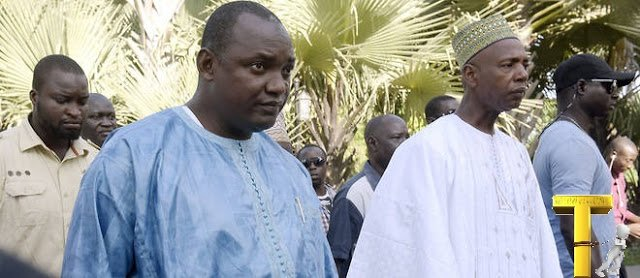 Gambie : pour l'opposition, l'élection de Barrow 'définitive'