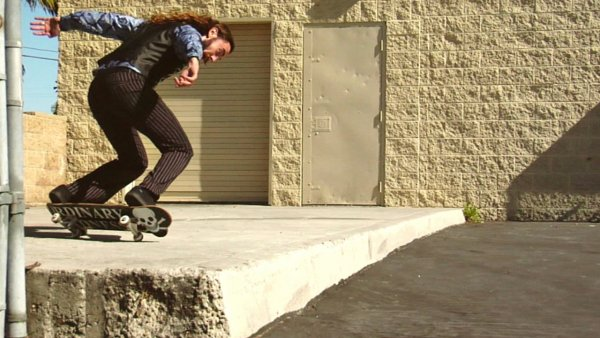 "Richie Jackson's ""Death Skateboards"" Part"