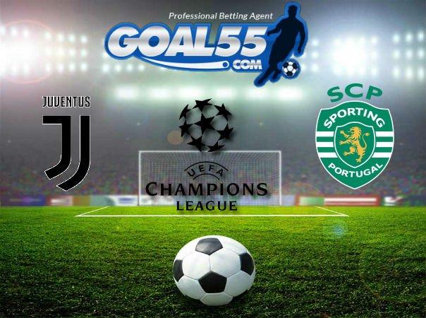 Prediksi Juventus Vs Sporting CP 19 Oktober 2017