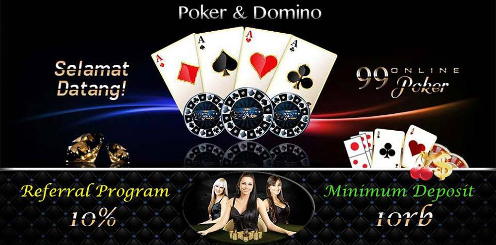 Agen Domino Online Indonesia