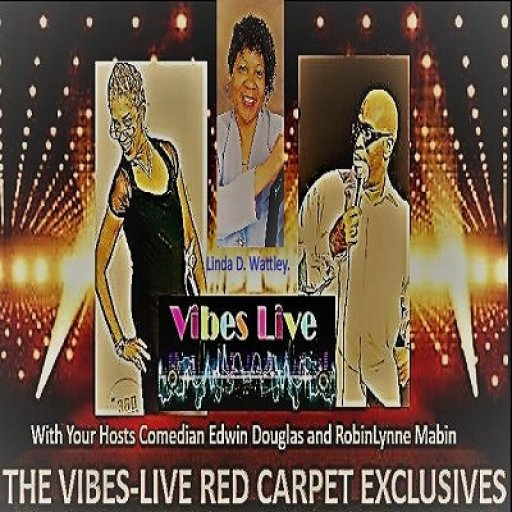 VIBES-LIVE RED CARPET EXCLUSIVES - LINDA WATTLEY