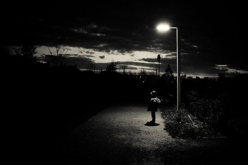 Clement - Alone in the dark by Stéphane Giner on...