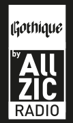 Ecouter Allzic Radio Gothique en ligne (direct) - Allzic Radio
