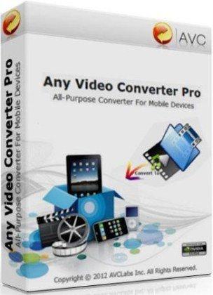 Any Video Converter Professional 6.1.8 Serial Key + Crack - SnapCrack