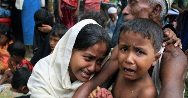 Arrêtons les bouchers birmans