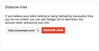 How Google's Disavow Links Tool Can Remove Penalties