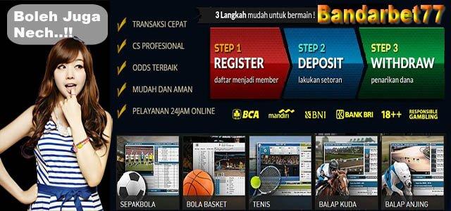 Daftar Situs Bandar Judi Bola Online Deposit BRI dan BCA