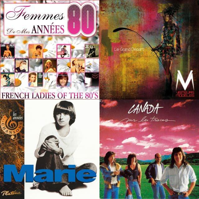 80's de l'ombre La playlist Spotify 2!