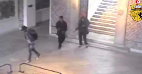 Attentat de Tunis : un troisième auteur de l'attaque en fuite