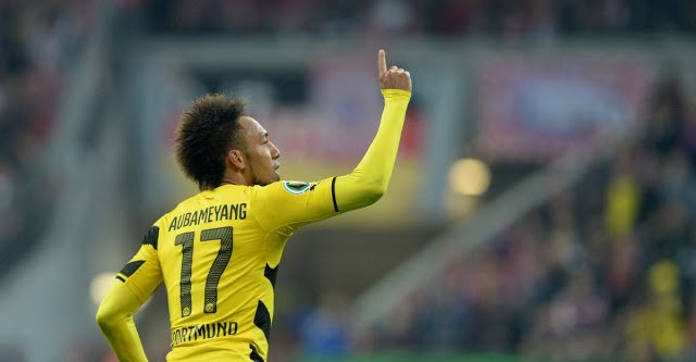 Chelsea go for wantaway Borussia Dortmund striker Aubameyang - Daily Soccer News