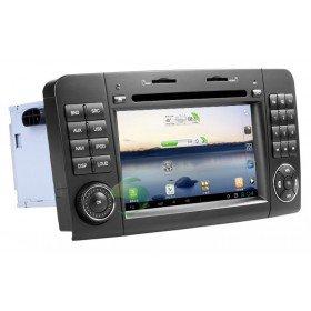 Android 4.0 Auto DVD Player GPS Navigationssystem für Mercedes-Benz GL Klasse X164(2005 2006 2007 2008 2009 2010 2011 2012) (GL300 GL350 GL420 GL450 GL500
