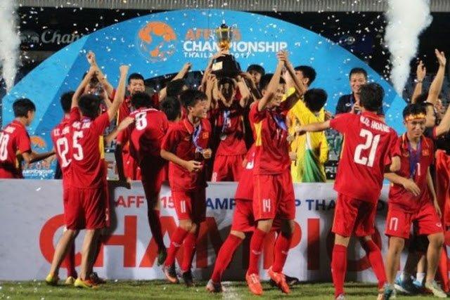 Untuk Ketiga Kalinya, Vietnam Mnejadi Juara Piala AFF U-15 - IDNBeritaTerkini