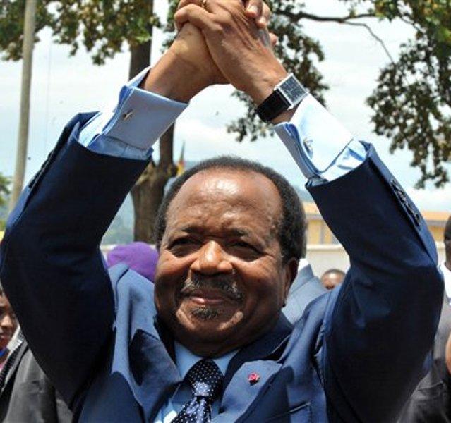 Le Cameroun se positionne: Comme les autres pays des deux sous-régions.