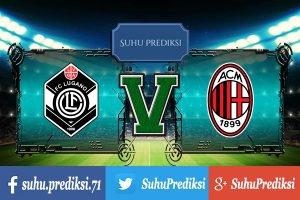 Prediksi Bola Lugano Vs AC Milan 12 Juli 2017